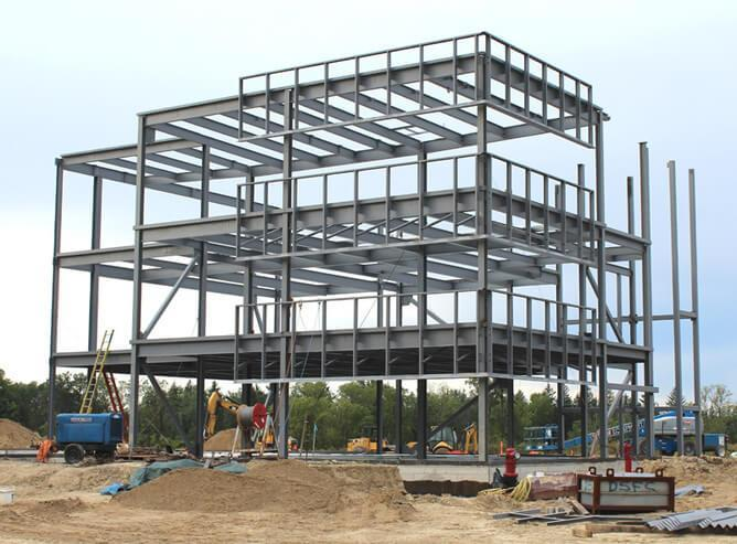 STRUCTURAL FABRICATION & ONSITE MODIFICATIONS